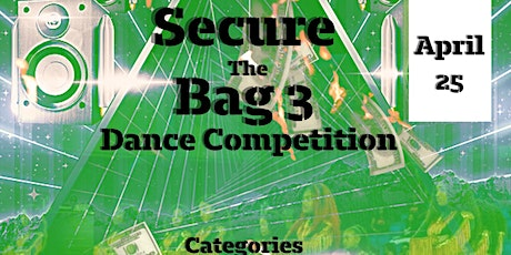Secure the BAG 3 Dance Competition tickets