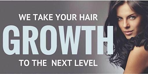 Hair Growing Skin Glowing