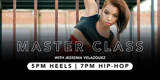 2/8 Master HEELS Class with Star Choreographer | All Levels | By RESIDANCE