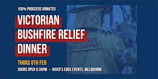 Victorian Bushfire Community Fundraiser Dinner