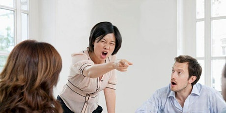 Understand the Psychology Behind Defusing and Resolving Workplace Anger tickets