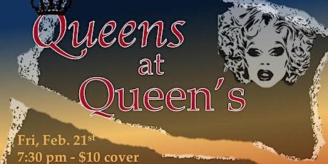 Queens at Queen's tickets