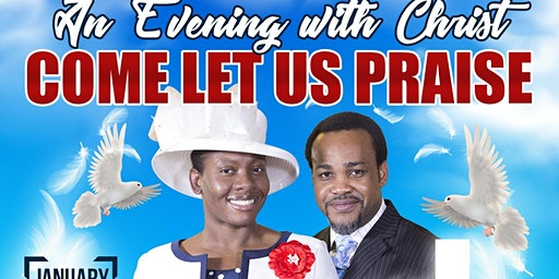 """""""An Evening with Christ is here again."""""""
