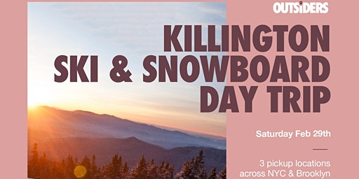 Killington Ski & Snowboard Day Trip