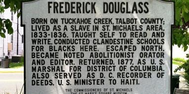 Walking Tour: Frederick (Bailey) Douglass in Saint Michaels