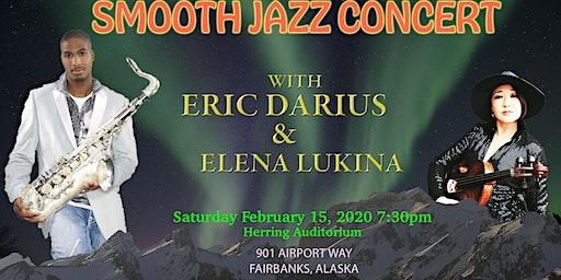 Eric Darius and  Elena Lukina