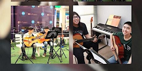 WEDNESDAYS: Classical Guitar (Beginner) (G.2-G.5) - 1,200 baht tickets