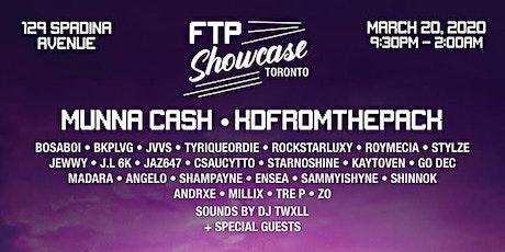 FTP SHOWCASE tickets
