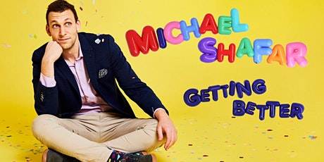 Michael Shafar - FREE Stand Up Comedy at The Factory Theatre tickets