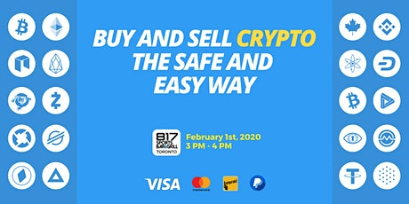 Buy And Sell Bitcoin And Other Cryptos The Safe And Easy Way tickets
