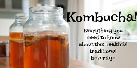 Kombucha Workshop tickets