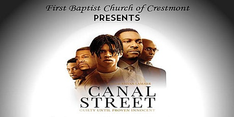 """Canal Street"" Movie tickets"