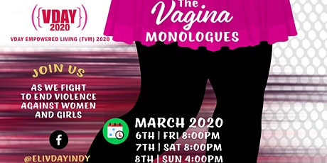 Vagina Monologues 2020!! tickets
