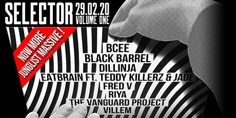 Selector Vol.1 tickets