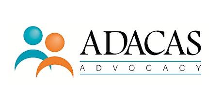 ADACAS Redress Support -  National Redress Scheme Information Session tickets