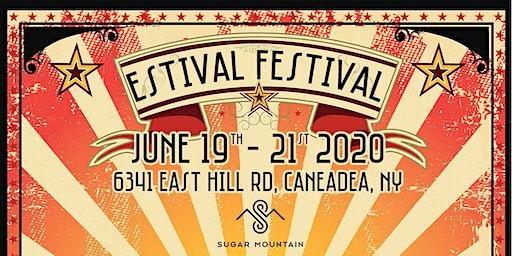Estival Festival | June 19-21 2020 | Caneadea, NY