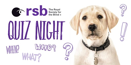 RSB Quiz Night tickets