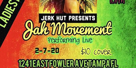 Jah movement band tickets