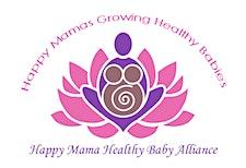 HAPPY MAMA HEALTHY BABY ALLIANCE logo