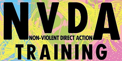 Extinction Rebellion Tasmania Non-Violent Direct Action workshop