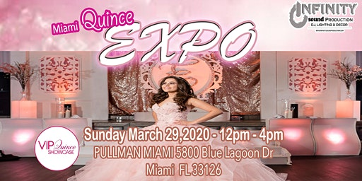 Miami Quinceanera Expo 2020