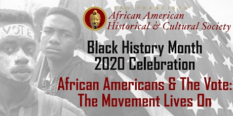 African Americans & The Vote: Film Screening & Exhibit Opening tickets