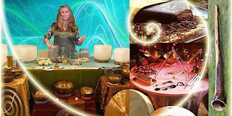 Cacao Ceremony, Breathwork & Sound Bath led by Mikaela Katherine Jones tickets