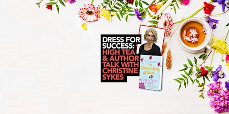 International Women's Day : High Tea and Author Talk with Christine Sykes tickets