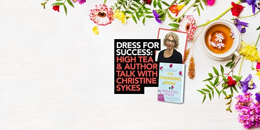 International Women's Day : High Tea and Author Talk with Christine Sykes