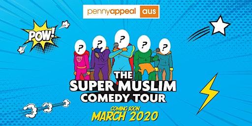 BRISBANE - Super Muslim Comedy Tour 2020