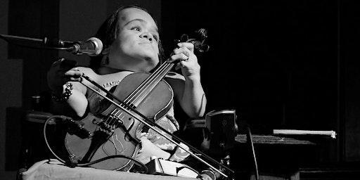 Gaelynn Lea at Williams Fine Violins with Special Guest Ben de la Cour!