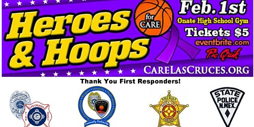 Heroes & Hoops for CARE