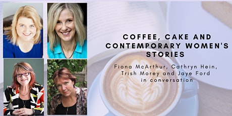 Coffee, cake and contemporary women's stories tickets