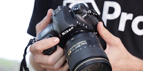 Nikon D780 Experience in Store tickets