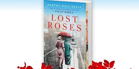 Martha Hall Kelly visits Riverstone Books tickets