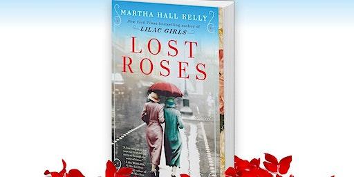 Martha Hall Kelly visits Riverstone Books