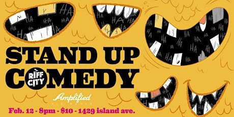 Stand-up Comedy @Amplified Ales East Village tickets