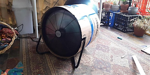 DIY Air Purifier Workshop and Smoke-proofing Your House