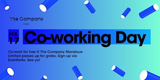 Co-working Day @ The Company Mandaue