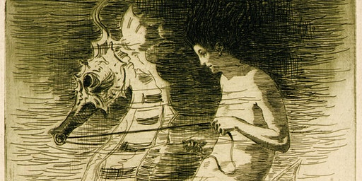 Sirens, Shells, Selkies & Sea Shanties - The Magick of the Sea with Rachael