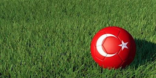Turkish On The Grass - Çimlerde Türkçe