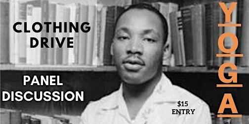 MLK kickback & community day party