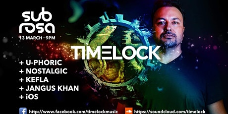 Timelock Brisbane tickets