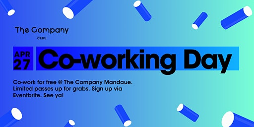 Co-working Day @ The Company Mandaue