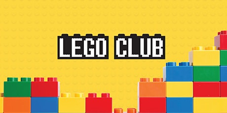 Lego Club - Bundaberg Library tickets