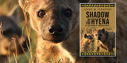 Book Launch: Shadow of the Hyena