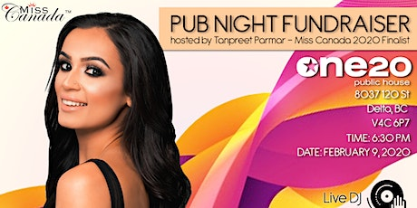 Pub Night Fundraiser hosted by Tanpreet Parmar tickets