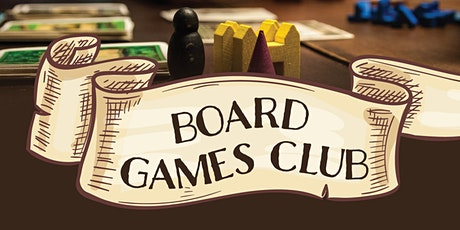 Board Game Club - Bundaberg Library tickets