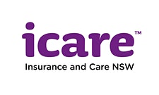 icare NSW logo