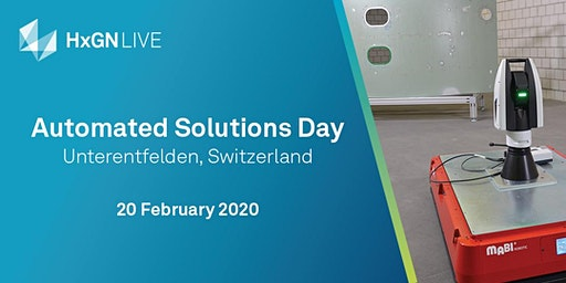 Automated Solutions Day, 20 February 2020